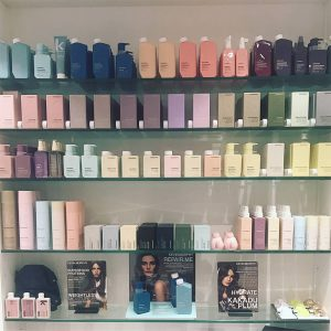dlo hairdressing Directors David and Amy Lopez have become a Kevin Murphy session salon